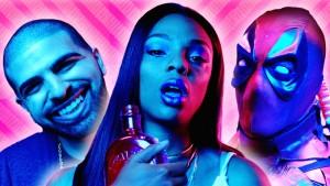 Bart Baker / 蕾哈娜-加把勁 Work – Rihanna ft. Drake 德瑞克 惡搞版