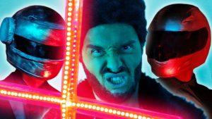 Bart Baker / 威肯-星聞人物 The Weeknd – Starboy ft. Daft Punk 傻瓜龐克 (惡搞版 中文歌詞)
