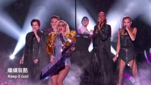 Lady Gaga / 女神卡卡超級盃中場表演 (中文字幕) Super Bowl LI Halftime Show